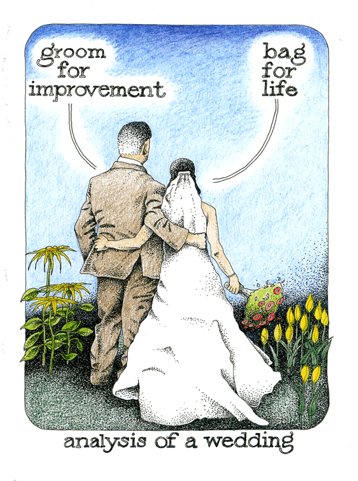 Funny Cards - Groom For Improvement