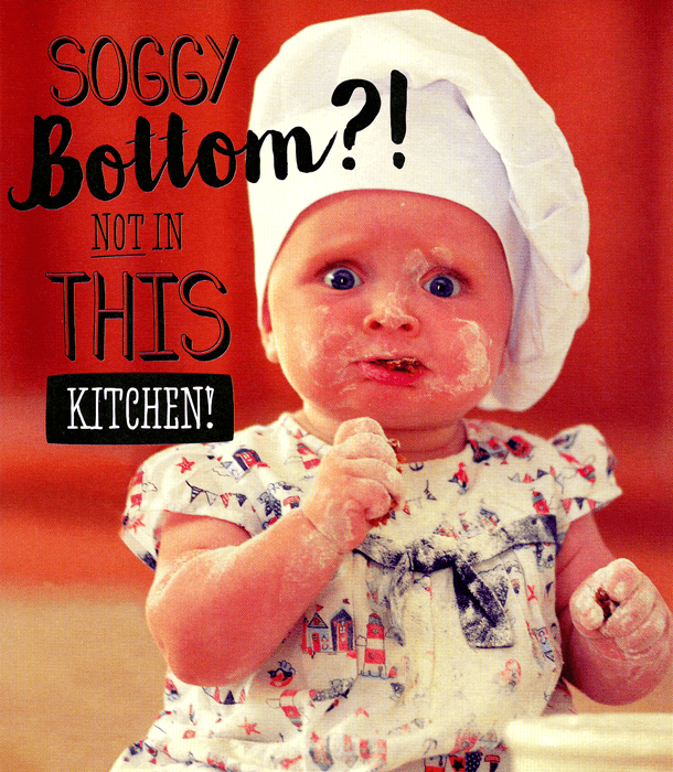 Funny Cards - Soggy Bottom?