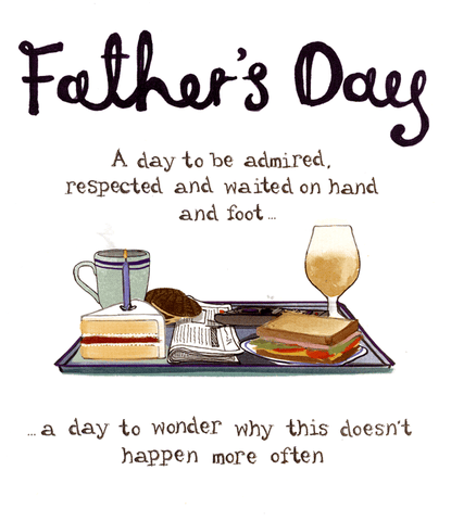 Father's Day - Day to be admired