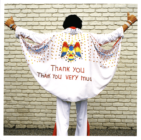 Elvis: Thank you very much