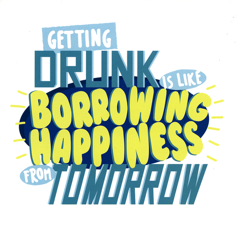 Borrowing happiness from tomorrow