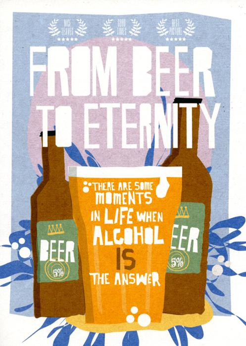 Funny Cards - From Beer To Eternity