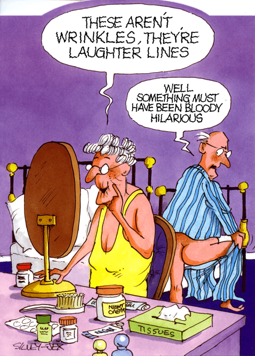 Funny Cards - Laughter Lines
