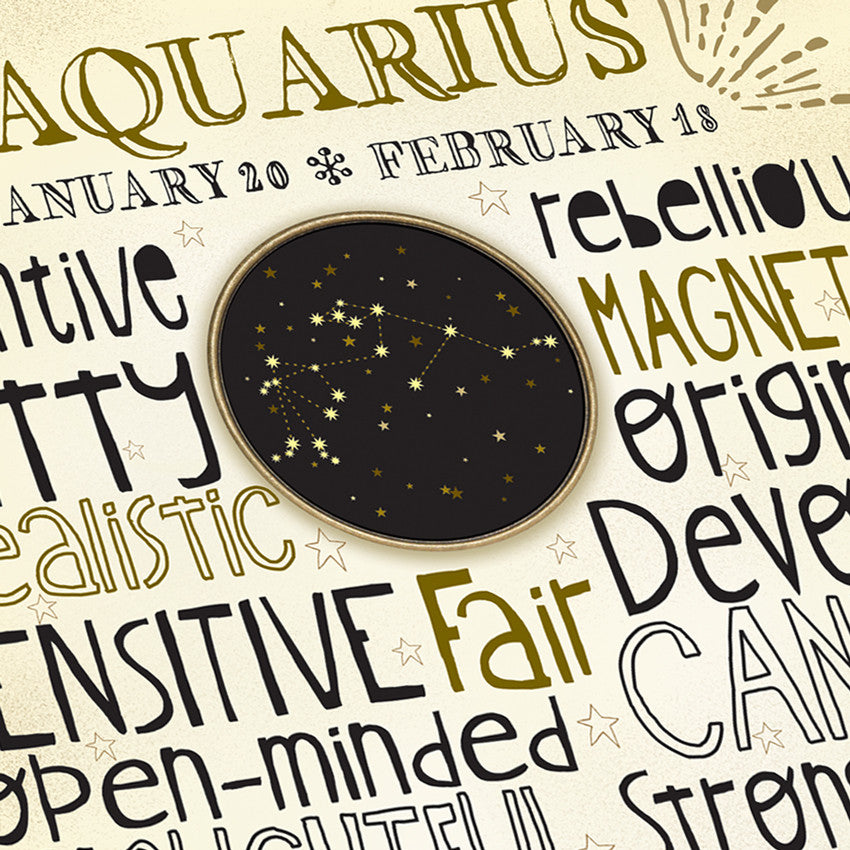0eb439313 So you're an Aquarius. According to those that know, some of your ...
