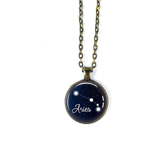 Aries Constellation Pendant [ARIP2]