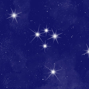 Cancer • Stars Print - Anne Garrison Studio
