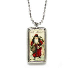 Peace To All • St. Nick Pendant