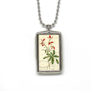 Botanical Affirmation Pendant