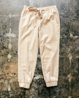 Phoebe Brushed Twill Comfy Joggers