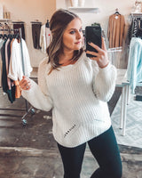 Millie Loose Knit Sweater
