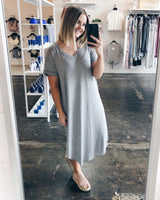 Spirit Midi T-Shirt Dress