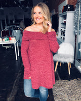 Home For The Holidays Tunic