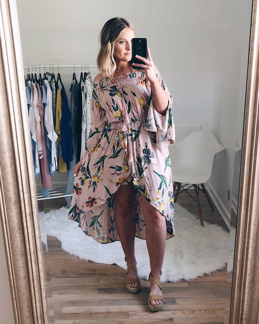 Ruby Off The Shoulder Romper Maxi