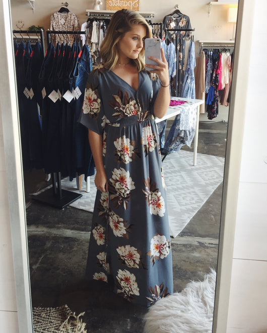 Stay Bold Maxi