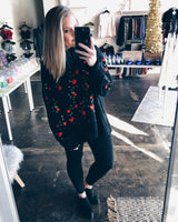 Floral Finds Sweater