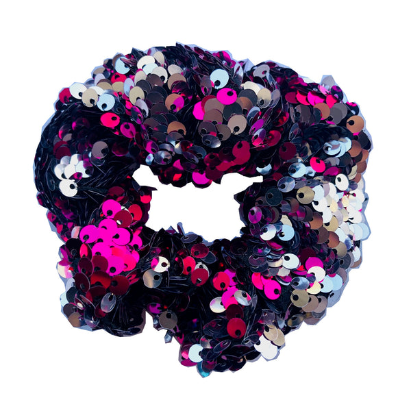 Reversible Scrunchie
