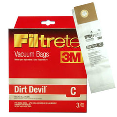 Dirt Devil C (pkg of 3)