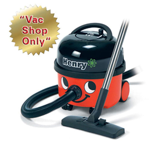 HENRY Canister Vacuum