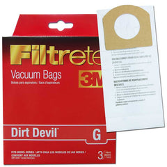Dirt Devil G (pkg of 3)