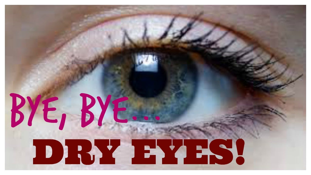 Jane's Blog Bye Bye Dry Eyes