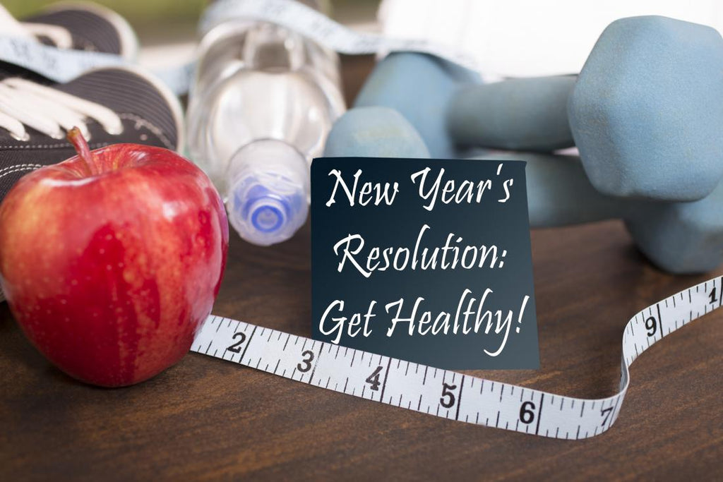 Healthy New Year 2018