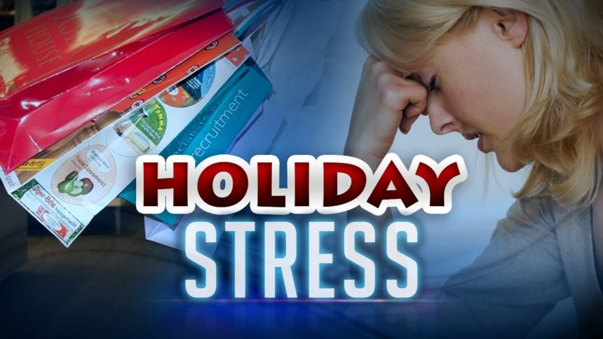 Jane's Blog Stress, Anxiety, Depression! It's the Holiday Season!