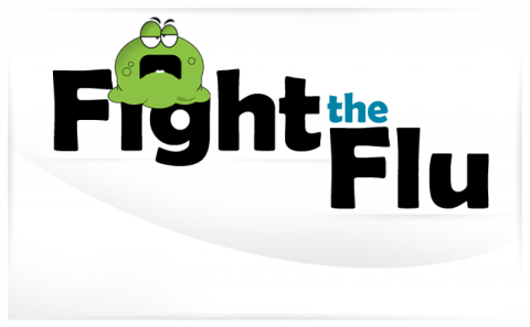 MONSTER Flu is Here! Fight Back!