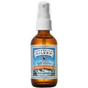 Sovereign Silver Spray (Colloidal Silver)