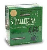 3 Ballerina Tea Regular Strength