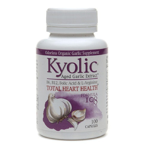 Kyolic Total Heart Health Formula #108