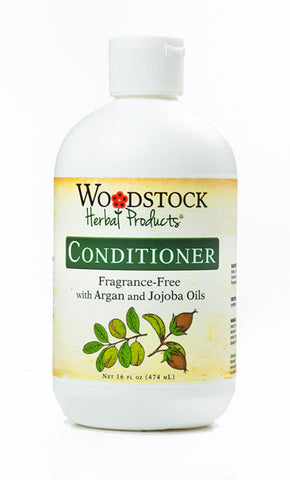 Woodstock Herbal Conditioner Fragrance-Free