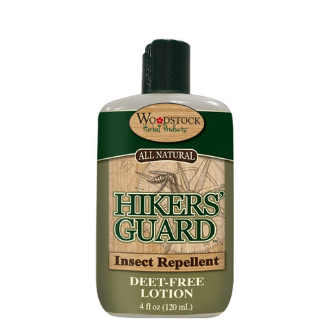 Hikers Guard Insect Repellent lotion