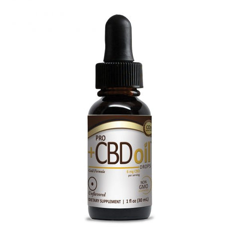 Pro PlusCBD oil 6 mg Drops unflavored