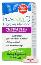 Prevagen Chewable **SALE (Reg $59.95) Now $49.95