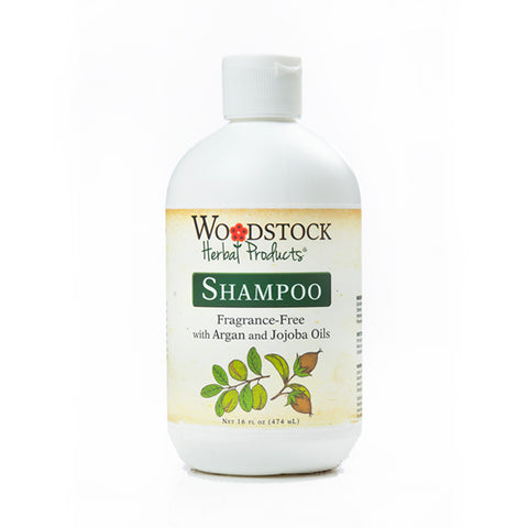 Woodstock Herbal Shampoo Fragrance-Free