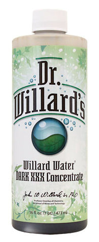 Willard Water Dark Concentrate