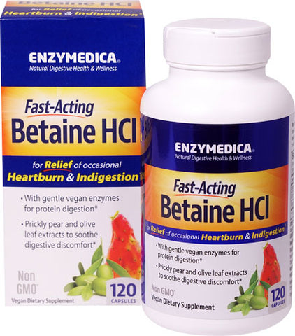 Betaine HCL Fast Acting