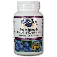 Super Strength Blueberry Concentrate