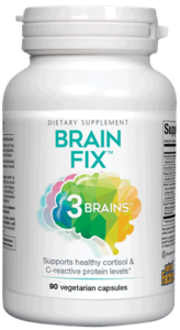 3 Brains Brain Fix