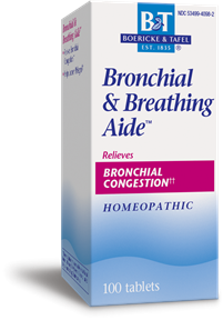 Bronchial & Breathing Aide