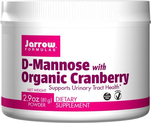 D-Mannose with Organic Cranberry