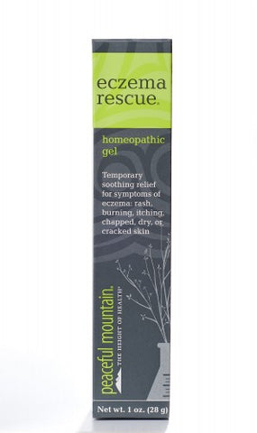 Eczema Rescue Homeopathic lotion