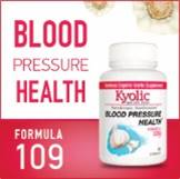 Kyolic Blood Pressure Health Formula #109