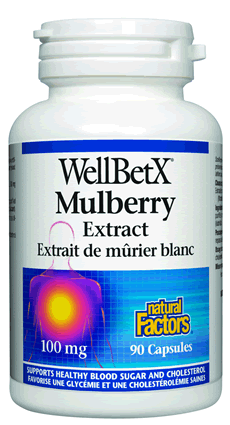 WellBetX Mulberry Extract
