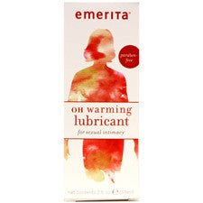 Oh Warming Lubricant