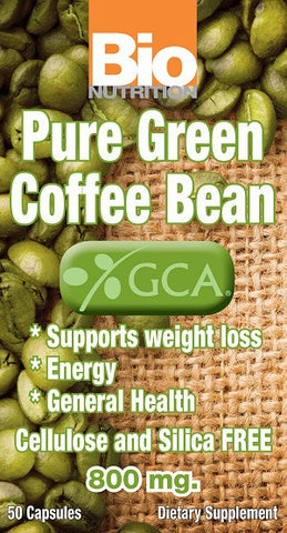 Pure Green Coffee Bean 800 mg