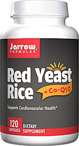 Red Yeast Rice + Co Q10