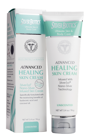 Silver Biotics Advanced Healing Skin Cream