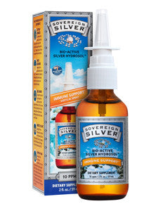 Sovereign Silver Nasal Spray