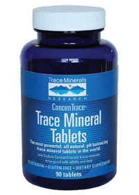 Trace Mineral Tablets